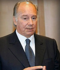 New Interview: The little known January 2002 Connaissance des Arts interview of His Highness the Aga Khan with Philip Jodidio (Paris, France)